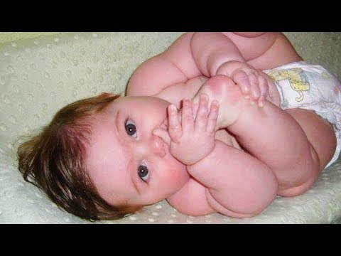 Cutest Chubby Baby - Funny Cute Baby Video