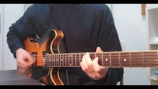 The Dream (Man Alive!) - King Krule GUITAR COVER+TABS