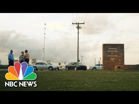 Death Penalty Countdown: Execution Day Arrives for One Arkansas Family | NBC News