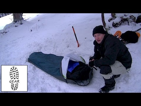 """Biwaksack """"Alpine Bivy"""" von Outdoor Research"""