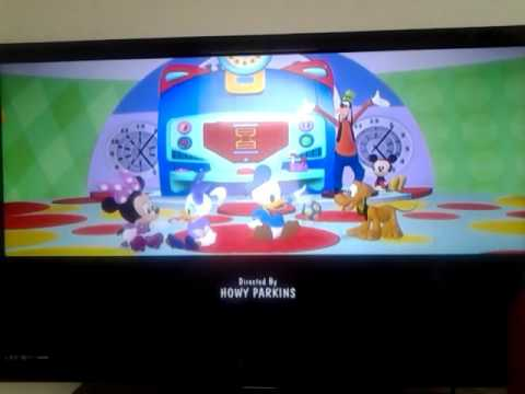 Mickey Mouse Clubhouse - Goofy Babysitter End Credits ...