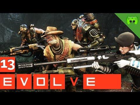 EVOLVE INTERN # 13 - Der Geist «» Let's Play Evolve   Full HD