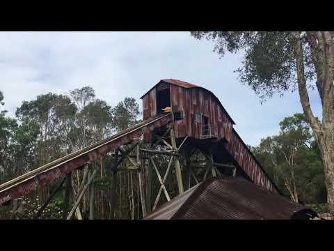 Rocky Hollow Log Ride Reopening Update - 21/12/17 - Dreamworld