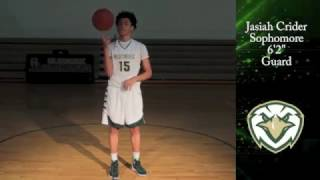 Jasiah Crider - 6-2 So G (Class of 2019)