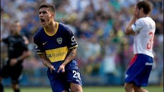 Gol de Paredes vs. Tigre (Asistencia de ROMAN) Inicial 2013