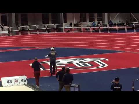 Brian Herron 300m (32.64) VA Showcase 2018 National High School Record