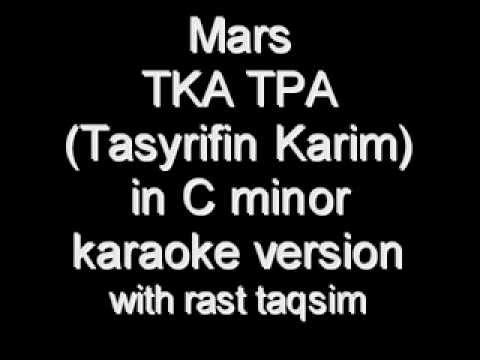 Mars TKA TPA