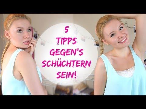 5 TIPPS gegen's SCHÜCHTERN SEIN! & meine Geschichte...❤