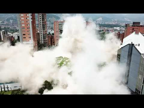 colombia-demolishes-escobar's-former-home-that-became-center-of-narco-tours.