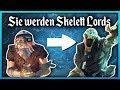 Goldsammler werden zu Skelett Lords 😱💀 Sea Of Thieves News Deutsch German