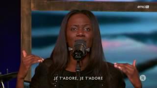 Tu frayes un chemin - Nadège Jean - Hosanna Music Clip