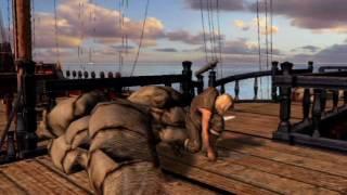 Age of Pirates   Captain Blood E3 2006 Trailer