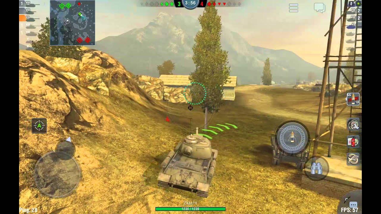 world of tanks blitz моды алене мер