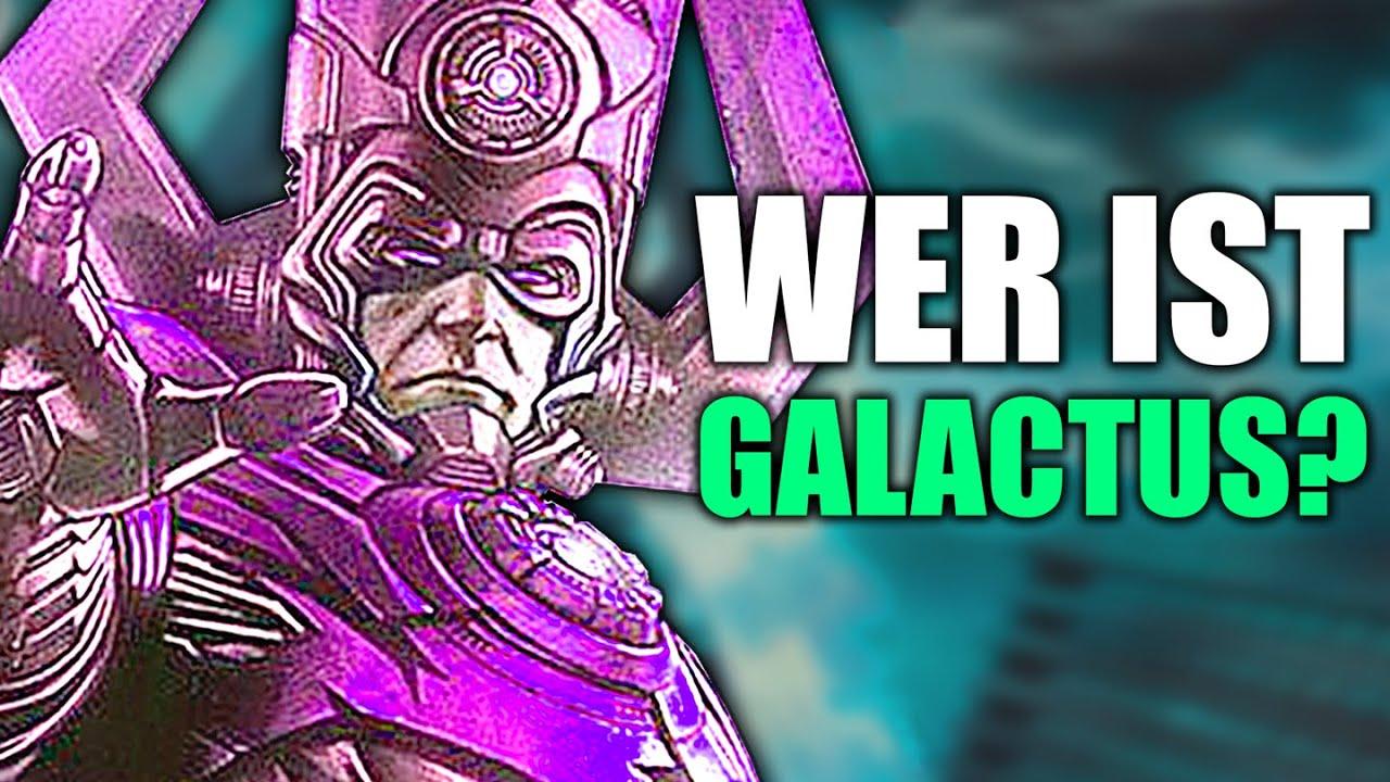 Download Neuer GEGNER der Avengers - Wer ist GALACTUS? I Marvel Basics