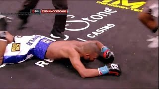 Badou Jack vs. Derek Edwards - 1st Round TKO - ShoBox