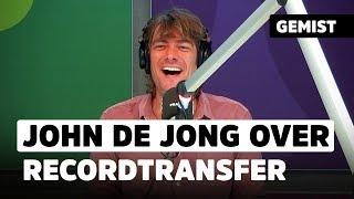 Vader Frenkie de Jong over telefoontje Messi | 538Gemist