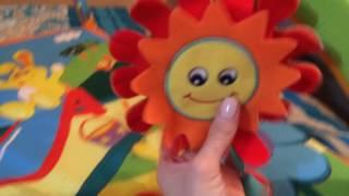 """Обзор на Tiny Love Развивающий коврик """"Солнечный денек"""""""