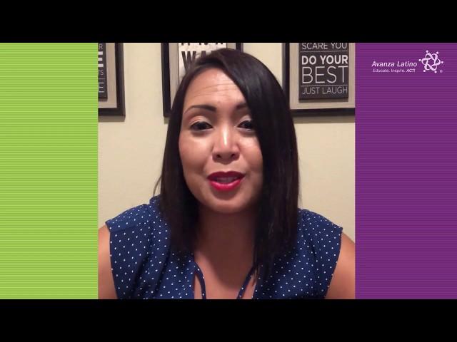 Avanza Latino Vlog: Interview with Leena Mendoza Capital Development Specialist, DOT, City of Fresno