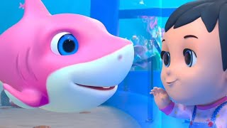 Baby Shark Song - Nursery Rhymes amp Kids Songs by Little Treehouse