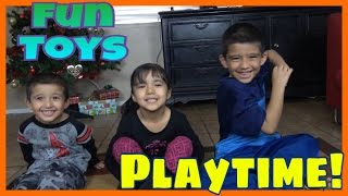 Fun Christmas Toys for Kids Playtime   Arianna ToysTV