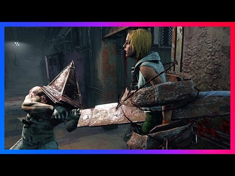 Pyramid Head Mori in Dead by Daylight Silent Hill |