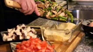 Turkey Asparagus Brunch Bake : Turkey Time