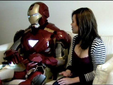 I broke up with Iron Man