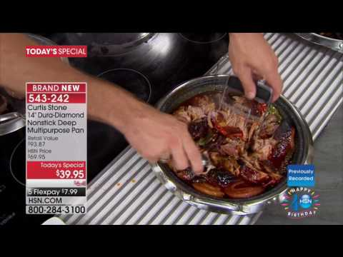 HSN | Chef Curtis Stone Celebration 07.01.2017 - 04 AM