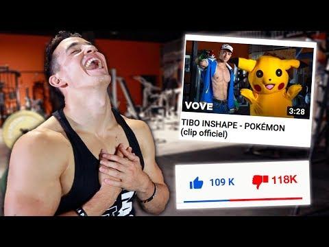 Tibo InShape : le youtubeur réagit suite au tollé de sa parodie de Pokémon (VIDEO)