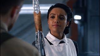 Омая хочет использовать копьё | Легенды Завтрашнего Дня (2 сезон 15 серия)