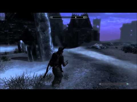 Skyrim: Unmarked Quest in Soul Cairn - Free the Little Girl's Soul
