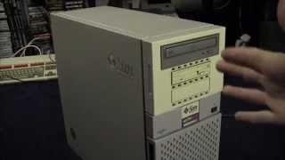 Sun Microsystems Ultra 60 Repair Part 2: How To Install Solaris With a Dead NVRAM Battery :o) :o)