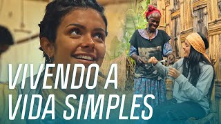 Milla Monteiro conhece o estilo de vida ÚNICO da Tribo Dorze | Alma Viajante | Canal OFF