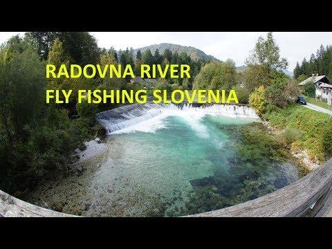 Radovna River Fly Fishing - Slovenia