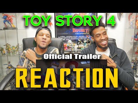 Toy Story 4 Official Trailer Reaction