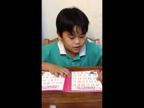 โชกุล (อนุบาล 3) หัดอ่าน ภาษาไทย 1
