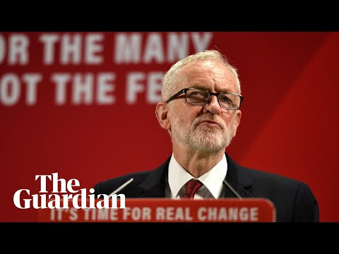 Jeremy Corbyn says Labour will not tolerate antisemitism 'in any form'