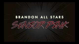 Brandon Allstars Senior Pink 2017-18
