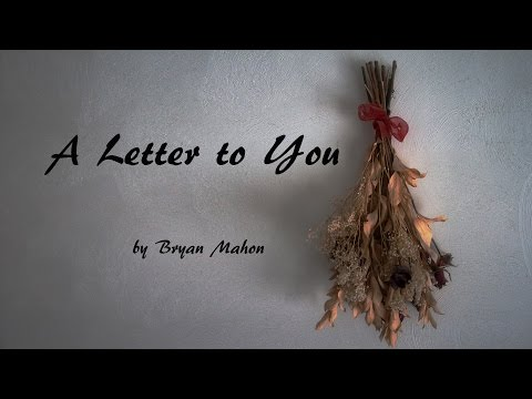 A Letter to You (Original)