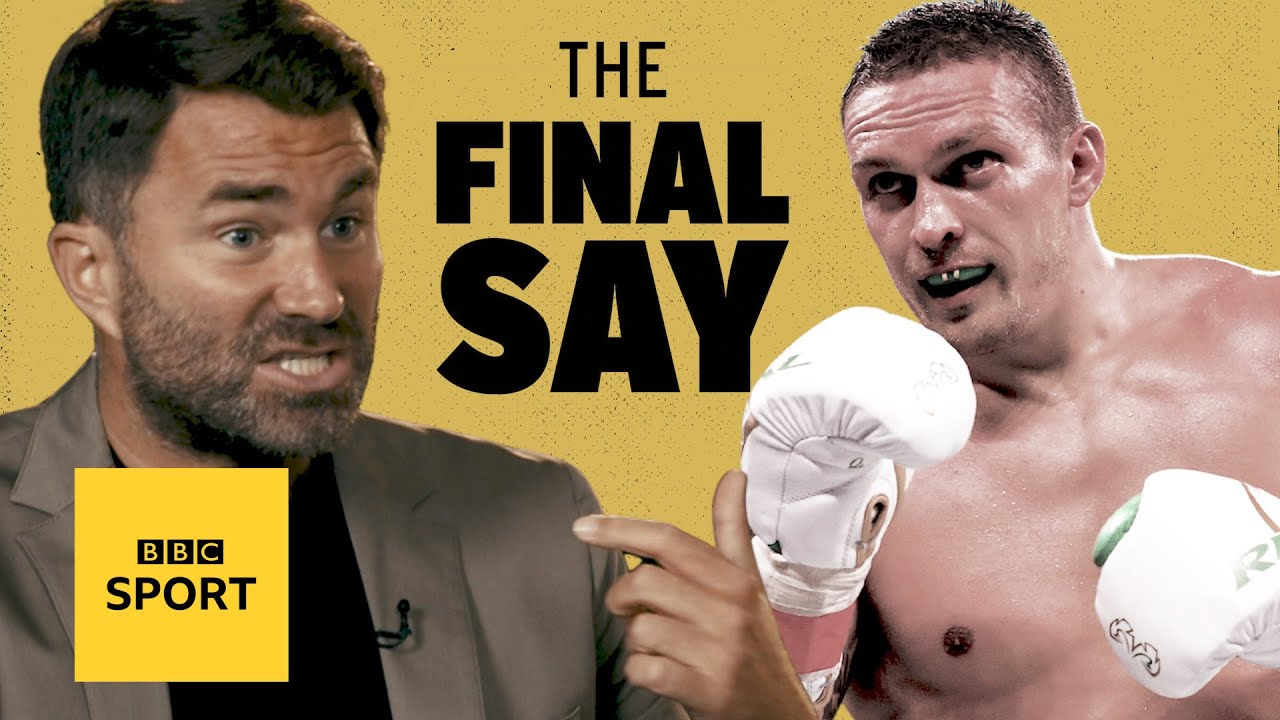 Joshua vs Usyk | Can 'pound-for-pound great' beat AJ? | The Final Say Debate