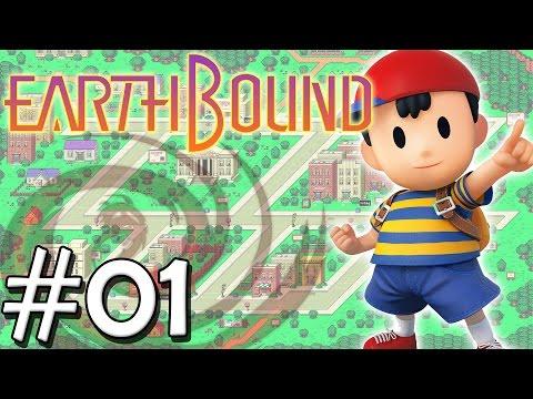 Karl Spiller EarthBound: Del 1 - Helt Latterlig Glad I