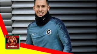 ManUtd News - Chelsea set to rest Hazard for Liverpool with Sarri ready to ring changes in Europa...