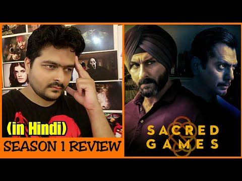 Sacred Games - Season 1 Review | Ending Explained