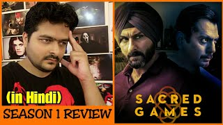 Sacred Games - Season 1 Review | Ending Explained