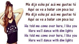 Becky G - Mangú Lyrics English and Spanish - Translations & Meaning - Letras en ingles