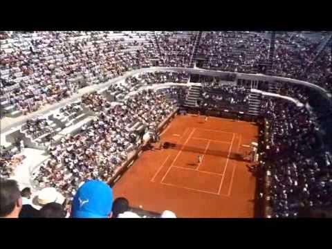 Internazionali di tennis - Foro Italico ROMA 14 maggio 2013