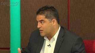 Cenk Uygur embraces MSNBC