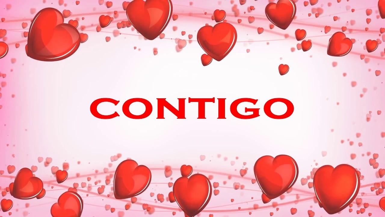 CONTIGO - Proyecto nuevos talentos (INSTRUMENTAL CON COROS)