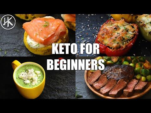 Keto For Beginners - Ep 4 - How To Start The Keto Diet | Free Keto Meal Plan | Keto Basics