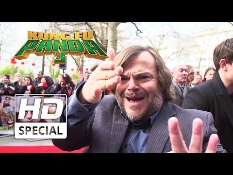 Kung Fu Panda 3 | European Premiere | Official HD 2016